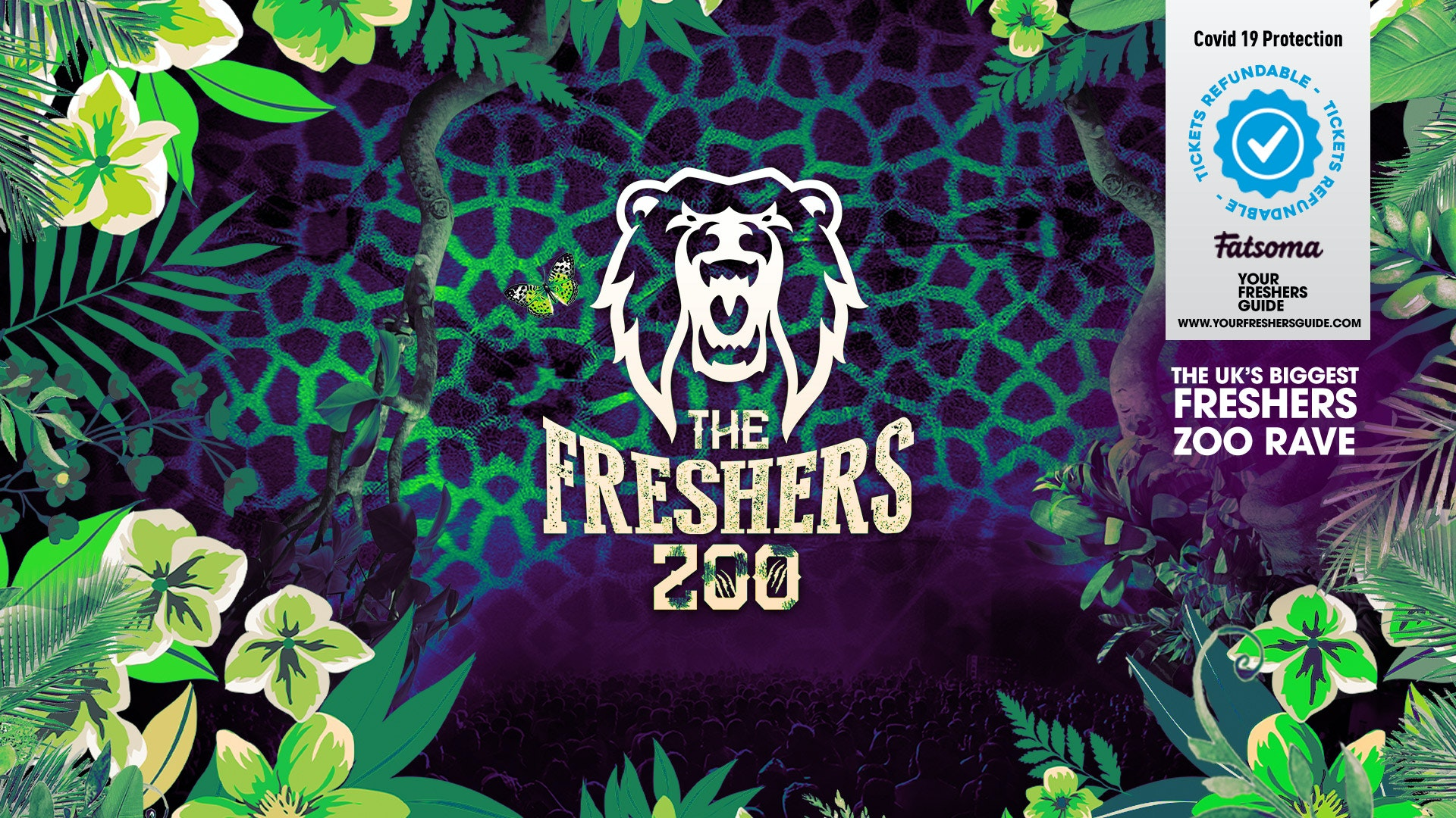 The Freshers Zoo // Sheffield Freshers 2020
