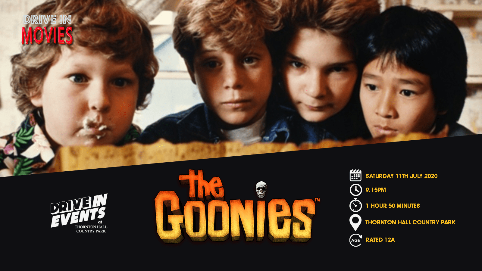 The Goonies (Drive In Movie)