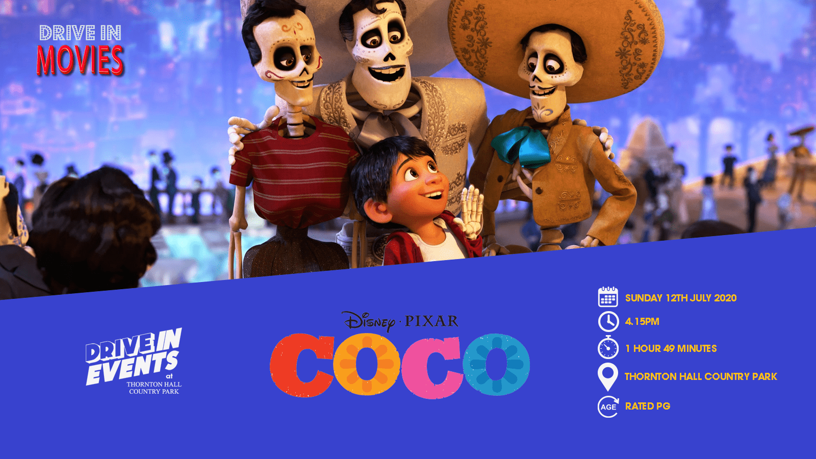 Coco (Drive In Movie)