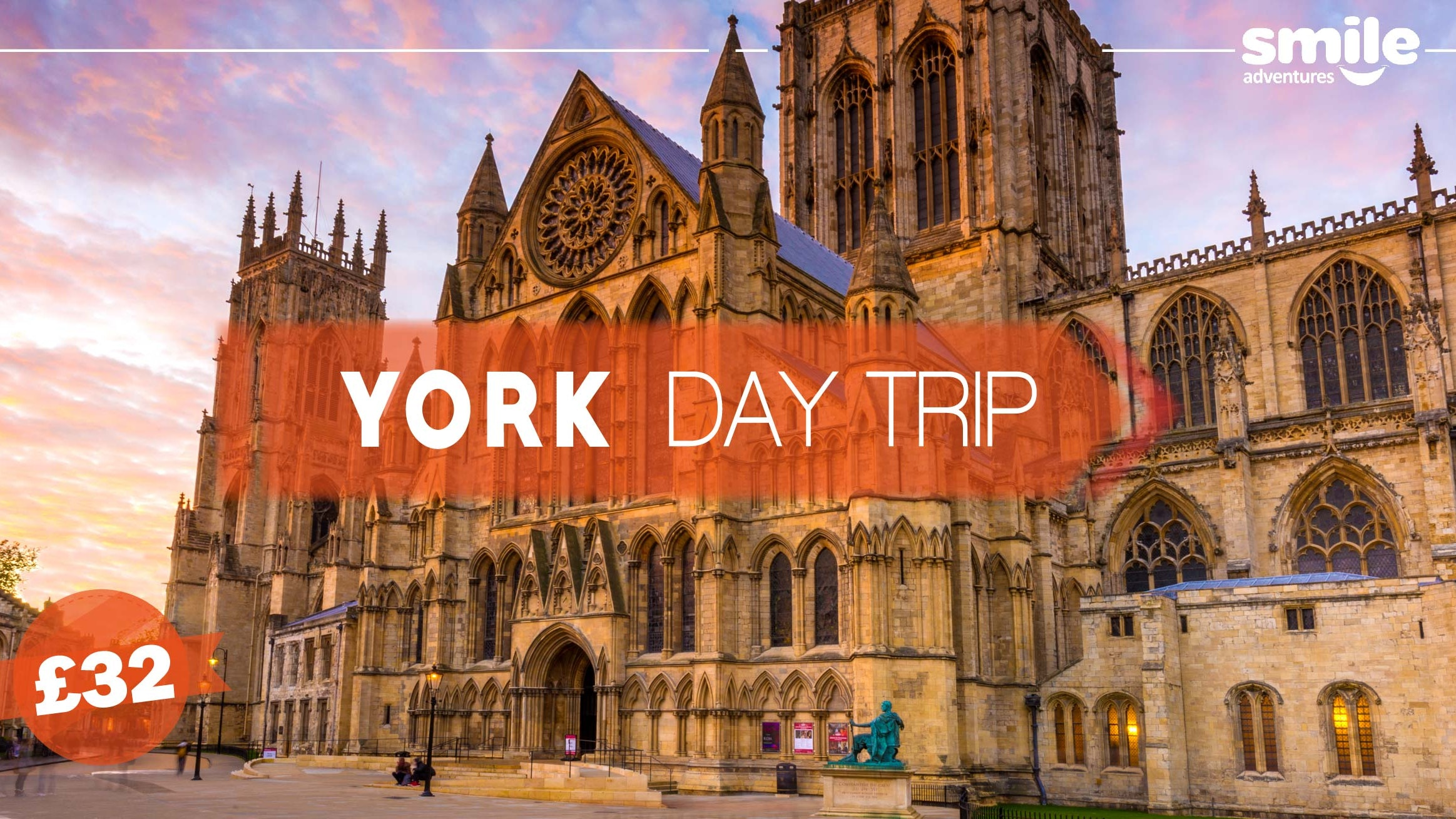 York Day Trip – From Manchester