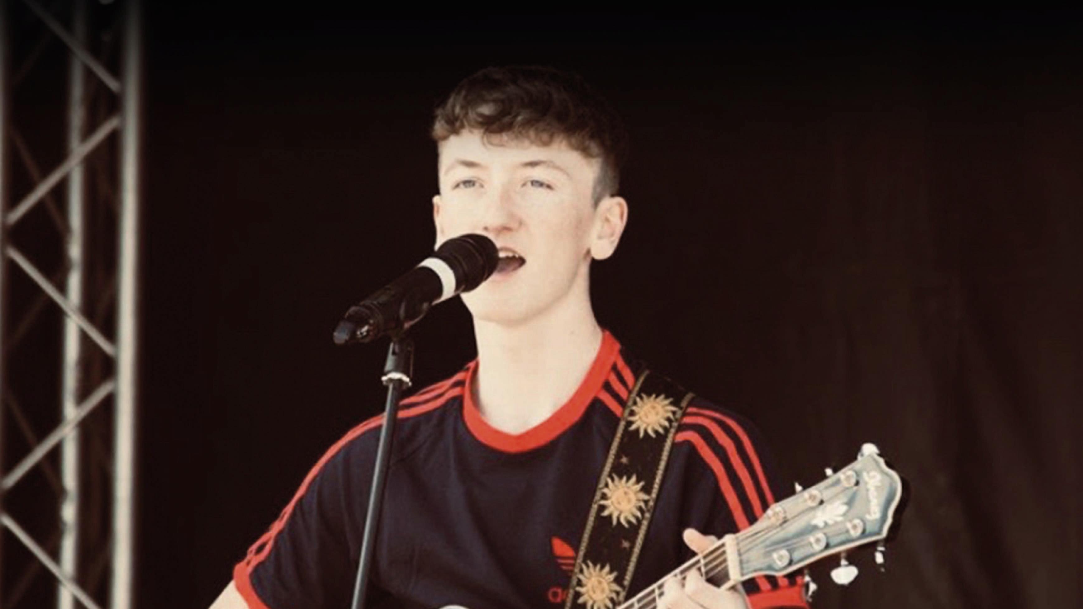 Cameron Ledwidge at Garage (Attic Bar), Glasgow