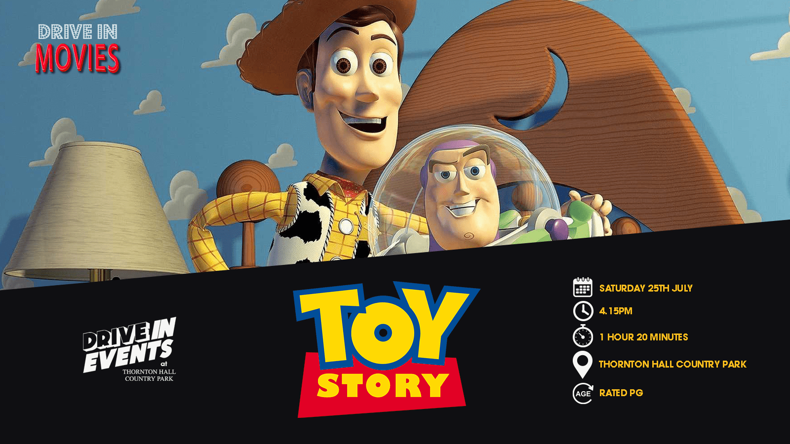Toy Story (Drive In Movie)