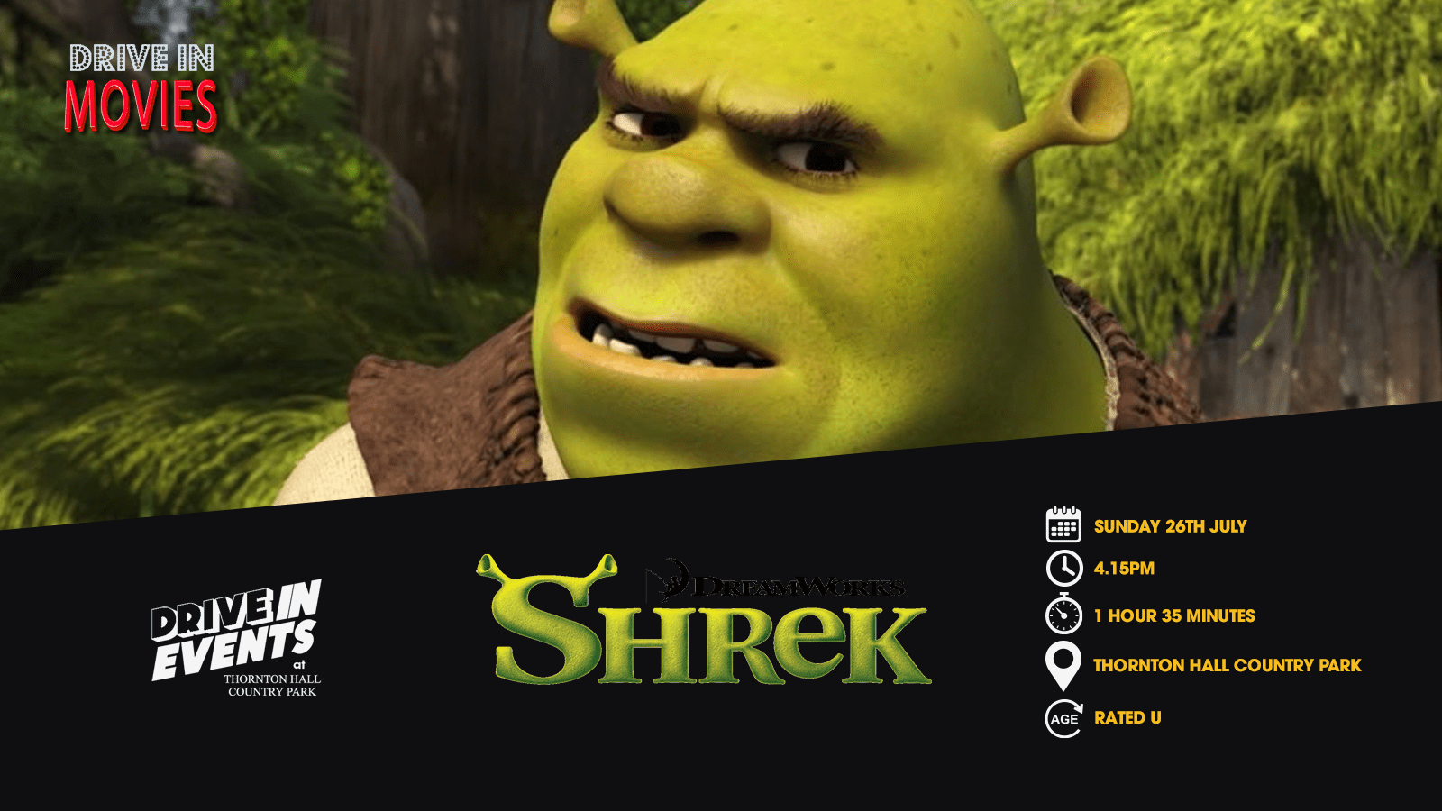 Shrek (Drive In Movie)