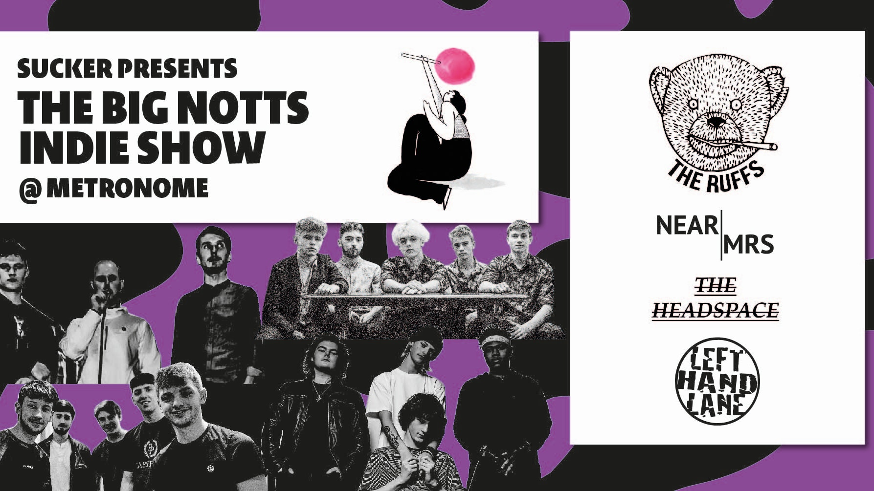 The Big Notts Indie Show at Metronome