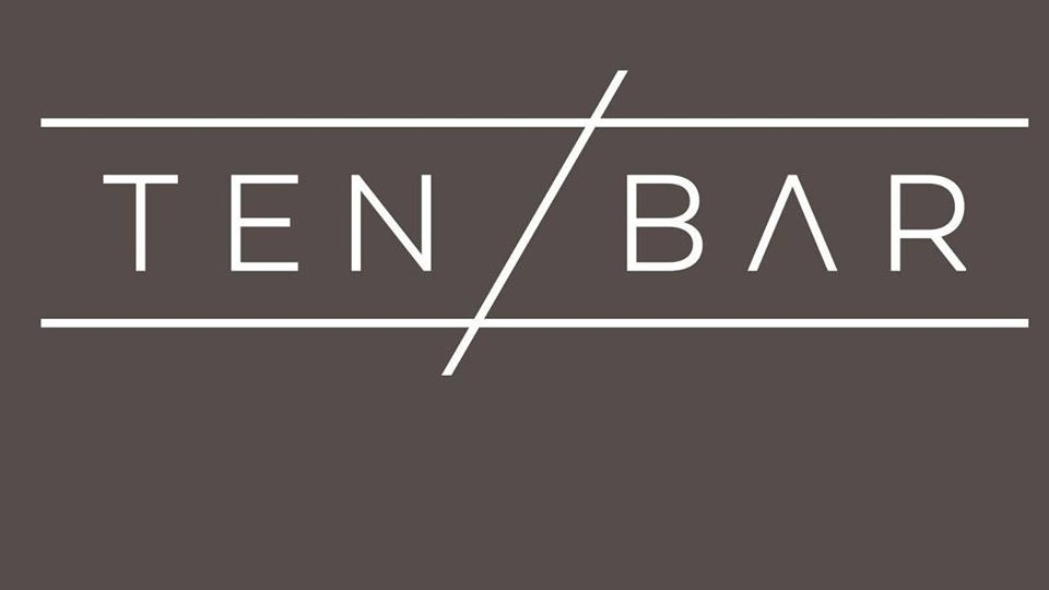 Ten Bar Friday 24th July table bookings