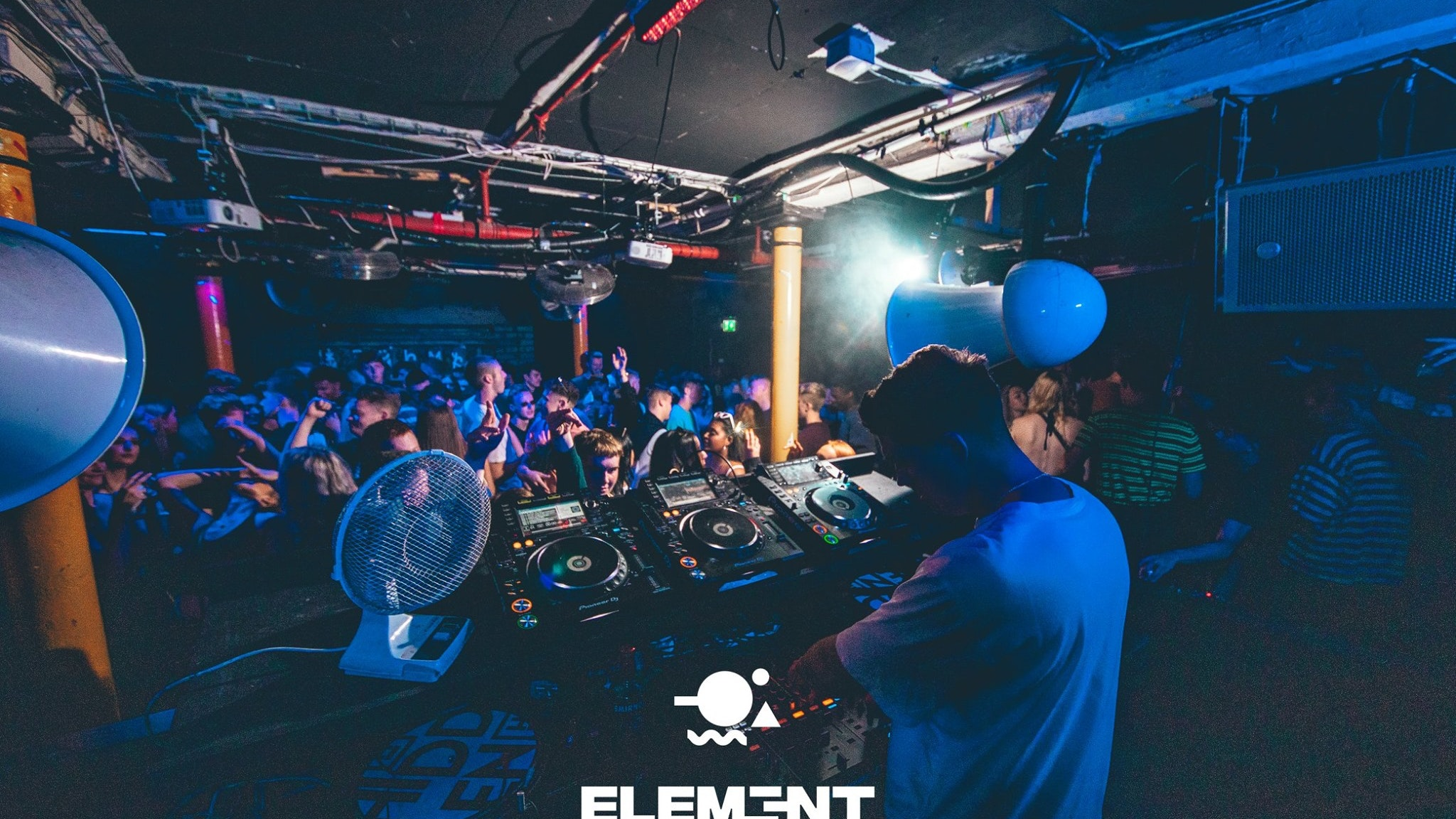 Element Hidden: Freshers Sunday Welcome Party