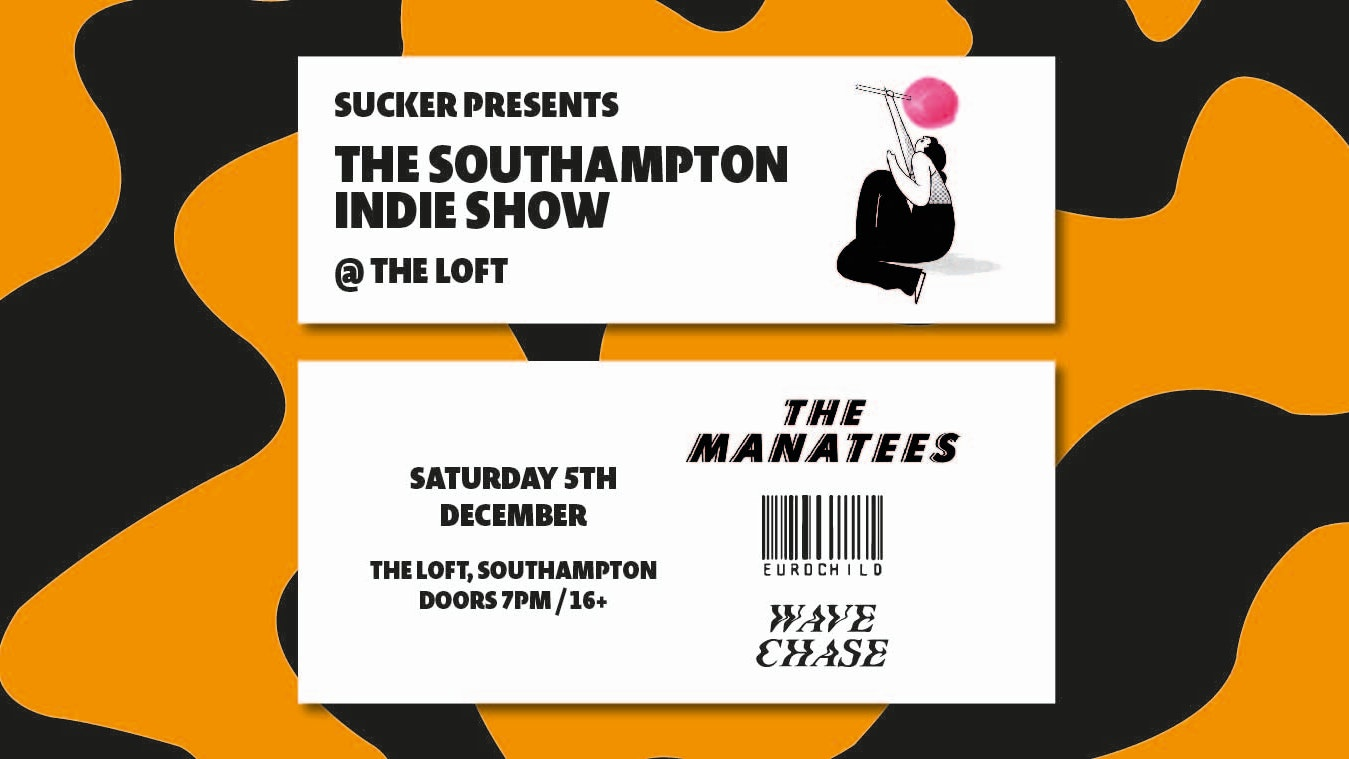 The Southampton Indie Show: The Manatees + Guests