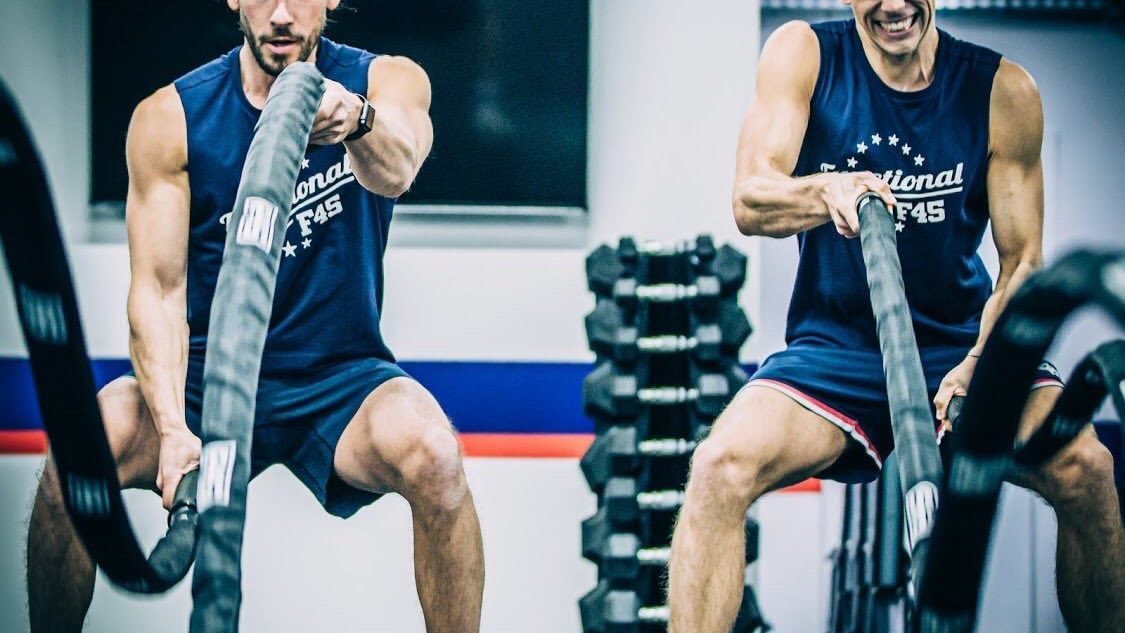 MYP Health & Well-being – Cardio class with F45 Northern Quarter