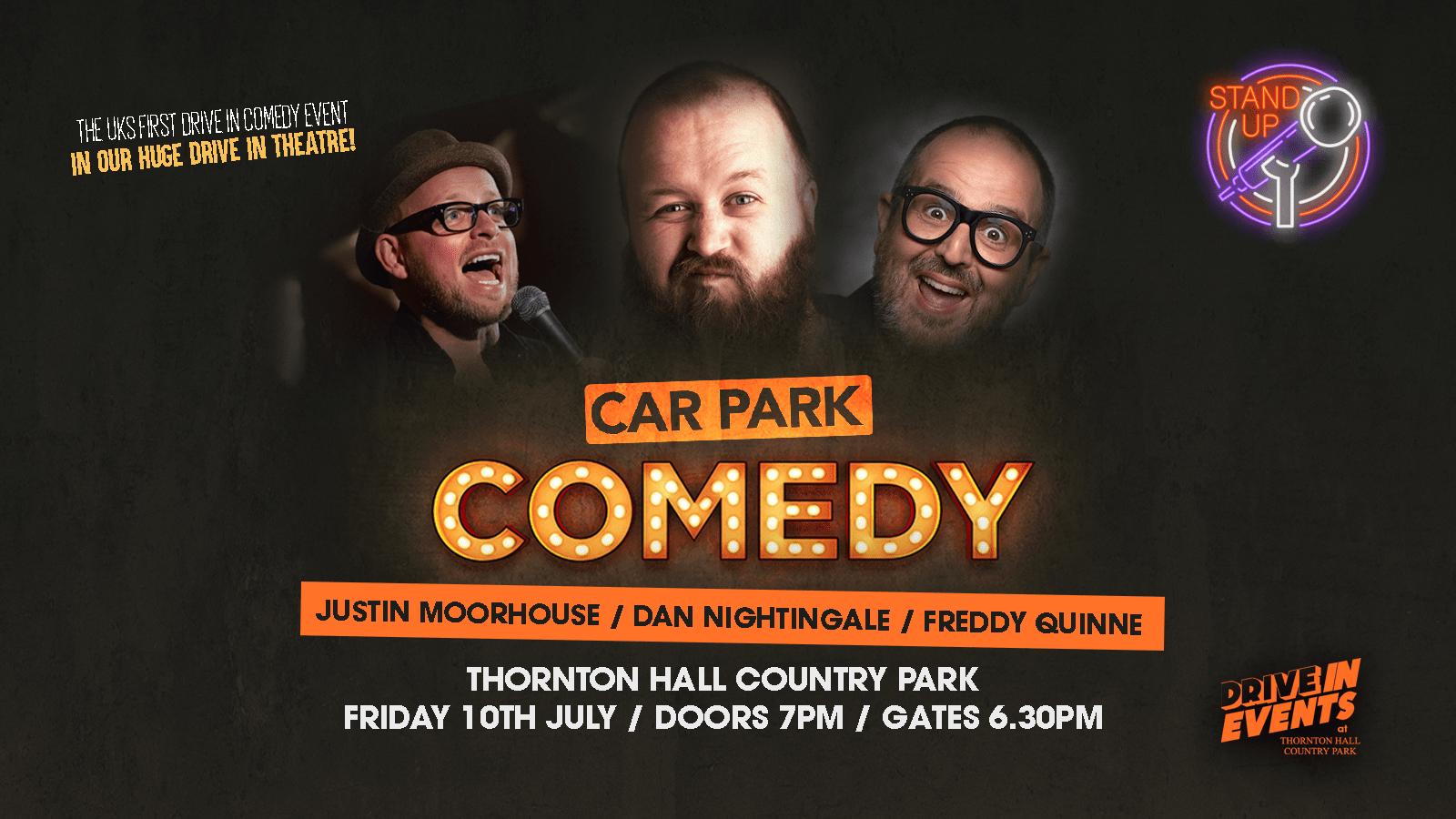 Car Park Comedy (LIVE)