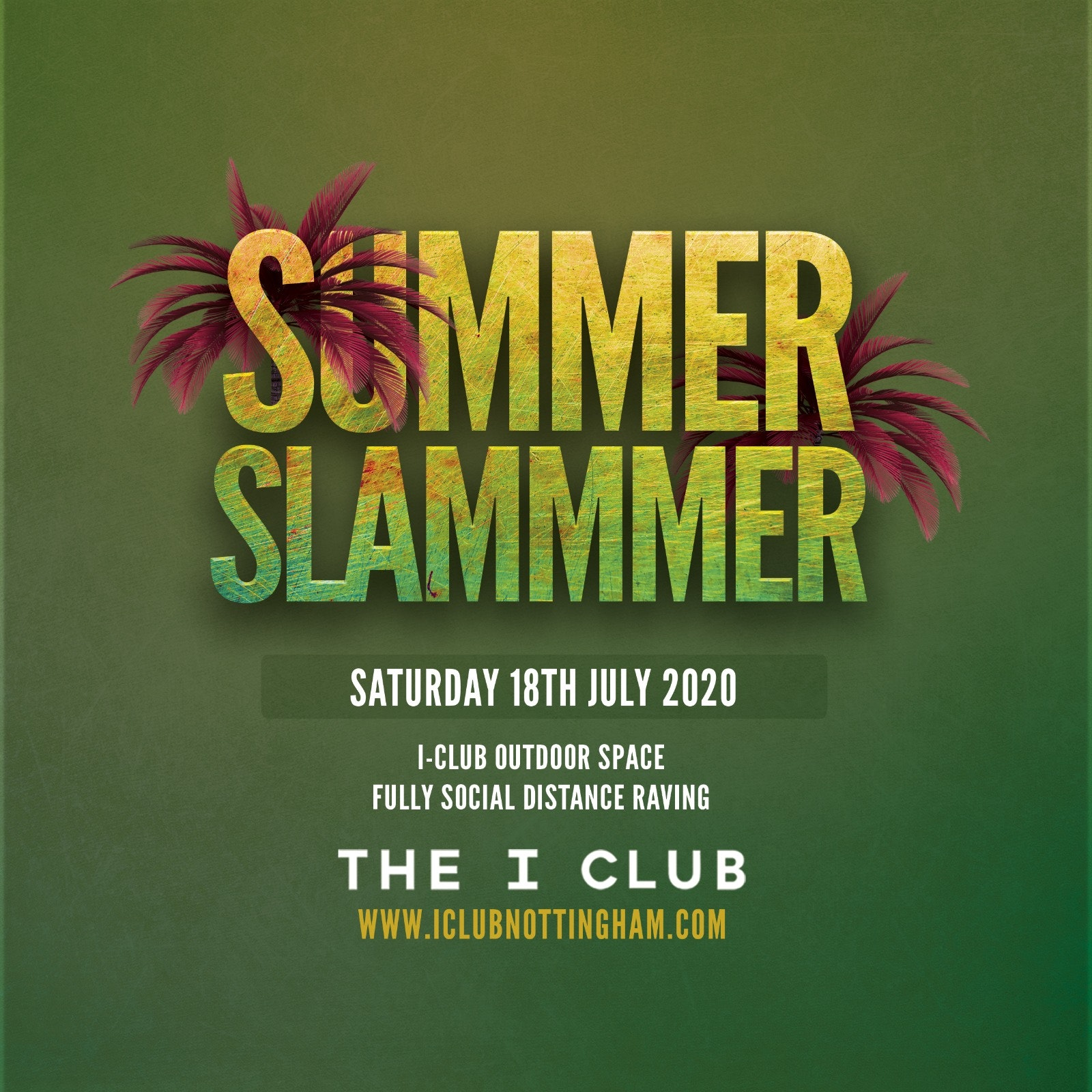 Garden Sessions #2 – Summer Slammer