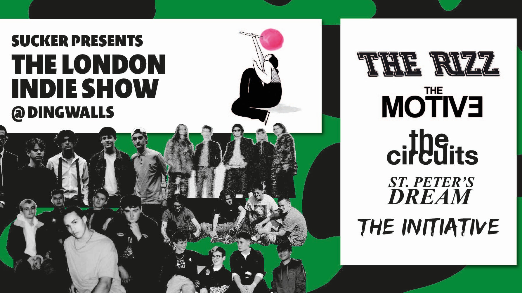 The London Indie Show at Dingwalls