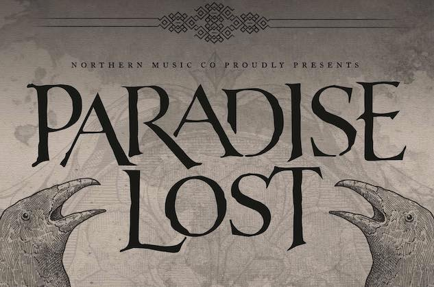 Paradise Lost – Album Launch Show – LIVE