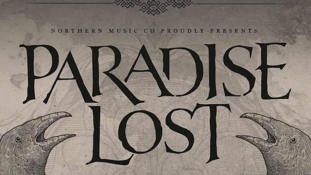 Paradise Lost – Album Launch Show – LIVE
