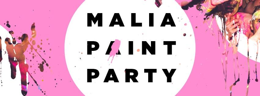 Malia Paint Party
