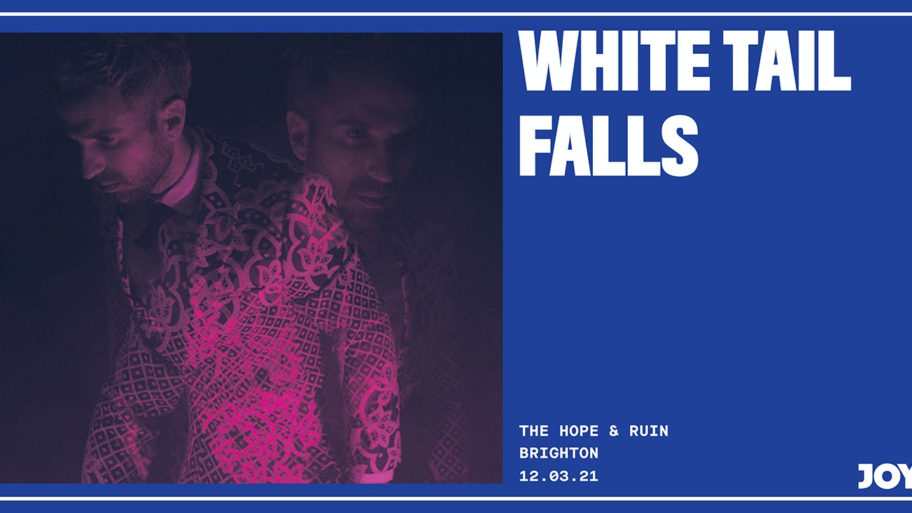 White Tail Falls + Guests (rescheduled)