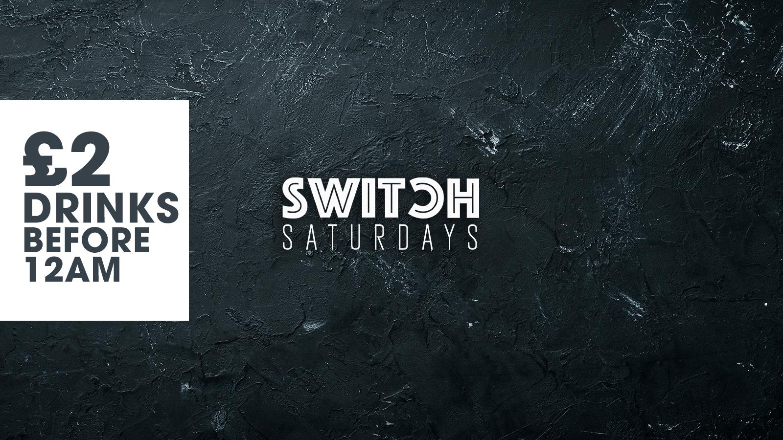 Switch Saturdays