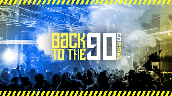 Indoor 90s Festival – Bournemouth 2020
