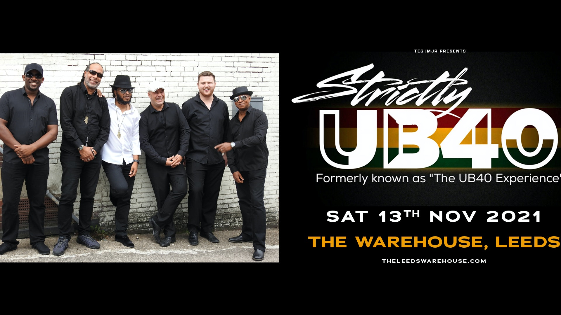 Strictly UB40 – Live
