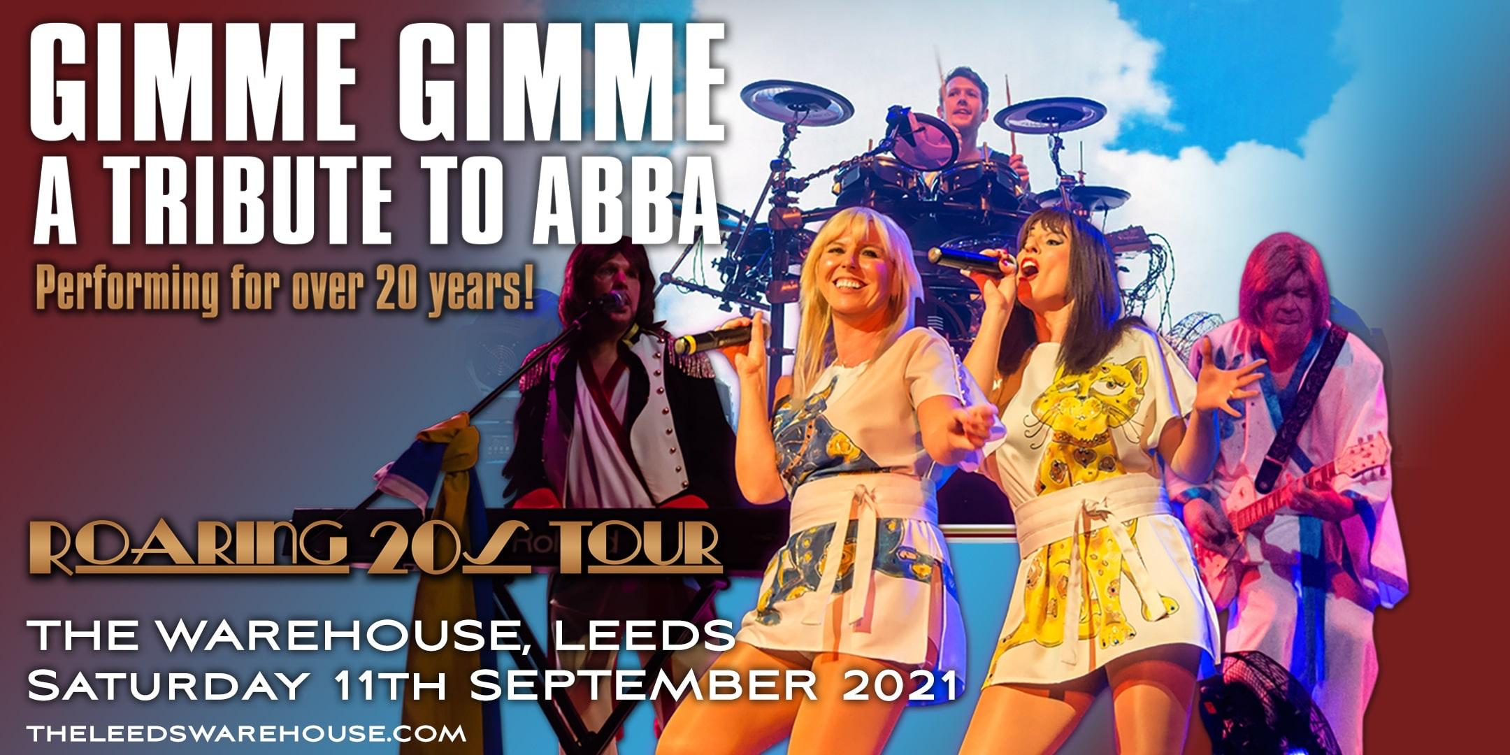 Gimme ABBA – Live