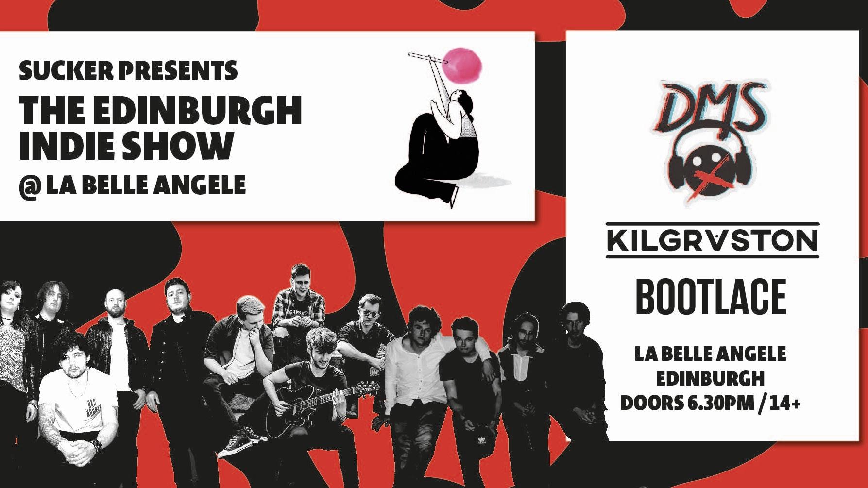 The Edinburgh Indie Show at La Belle Angele