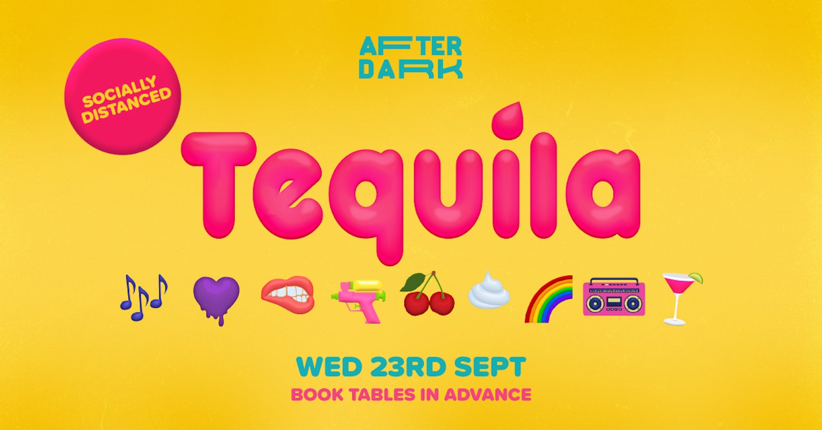 Tequila Liverpool Freshers : Modo : 23rd Sep