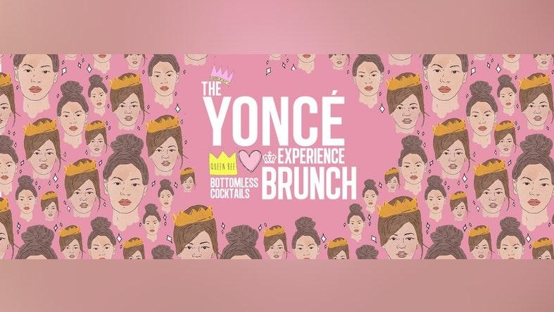 The Yoncé Experience 💕Bottomless Beyoncé Brunch 💃💃#Freshers2020