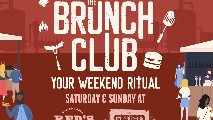 The Brunch Club Sunday @ The Shed