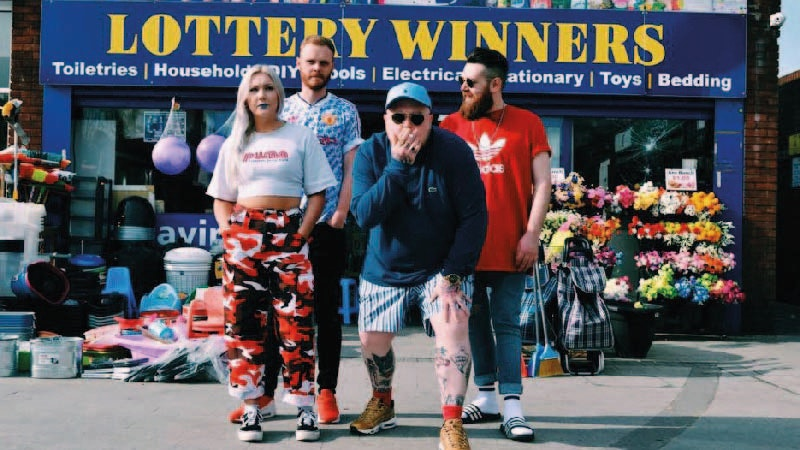 The Lottery Winners | Manchester, o2 Ritz