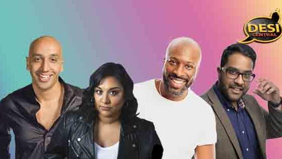 Desi Central Comedy Show – Birmingham