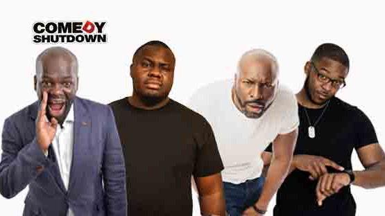 COBO : Comedy Shutdown Black History Month Special – Birmingham