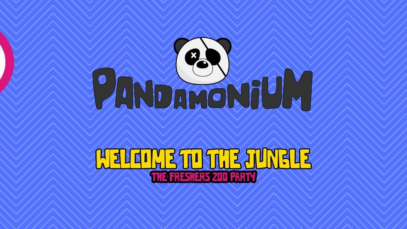 Pandamonium : Welcome To The Jungle : The Freshers Zoo Party Part 2