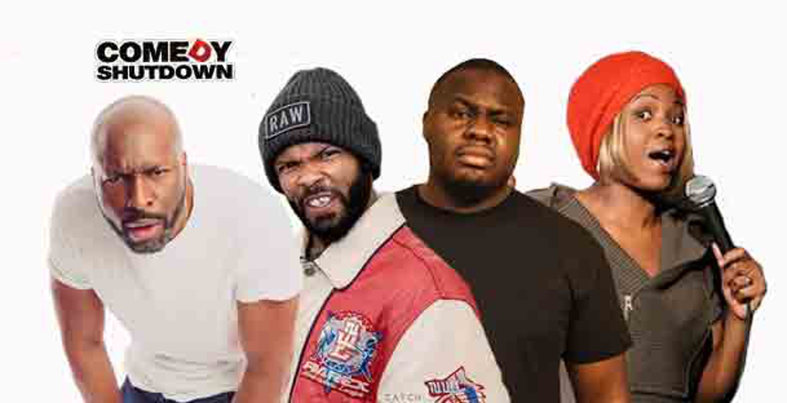 COBO : Comedy Shutdown Black History Month Special : Coventry