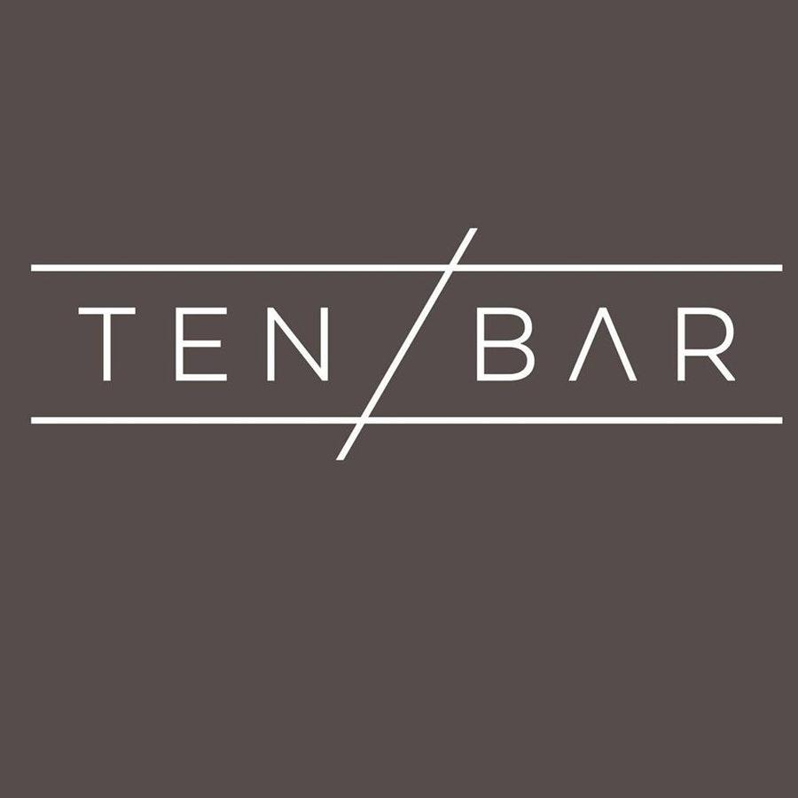 Ten Bar Saturday 10th October table bookings