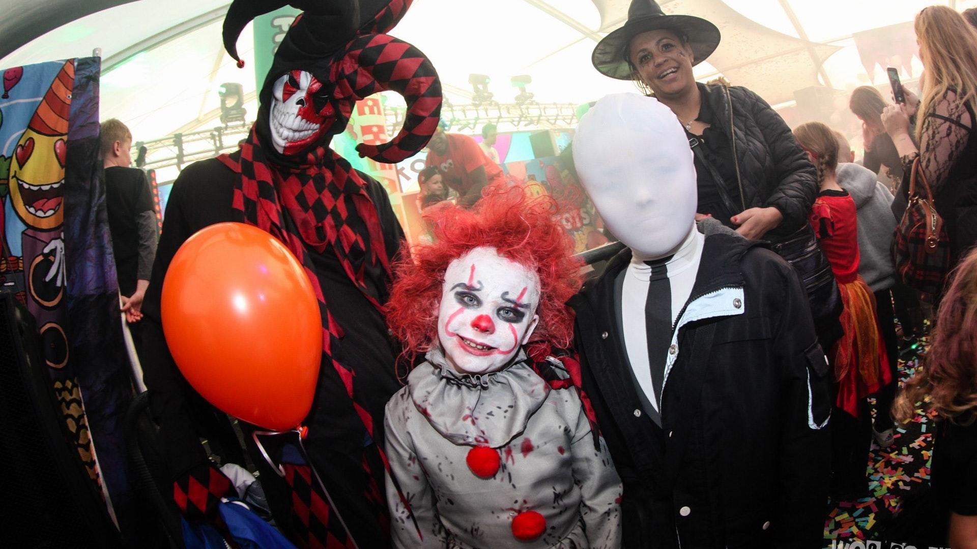 Raver Tots Halloween Family Party London
