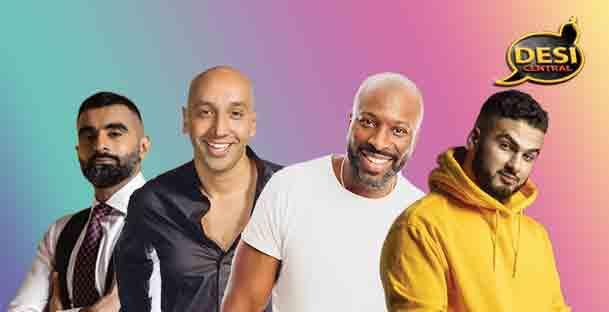 Desi Central Comedy Show – Leeds
