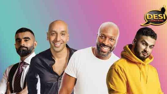 Desi Central Comedy Show – Manchester