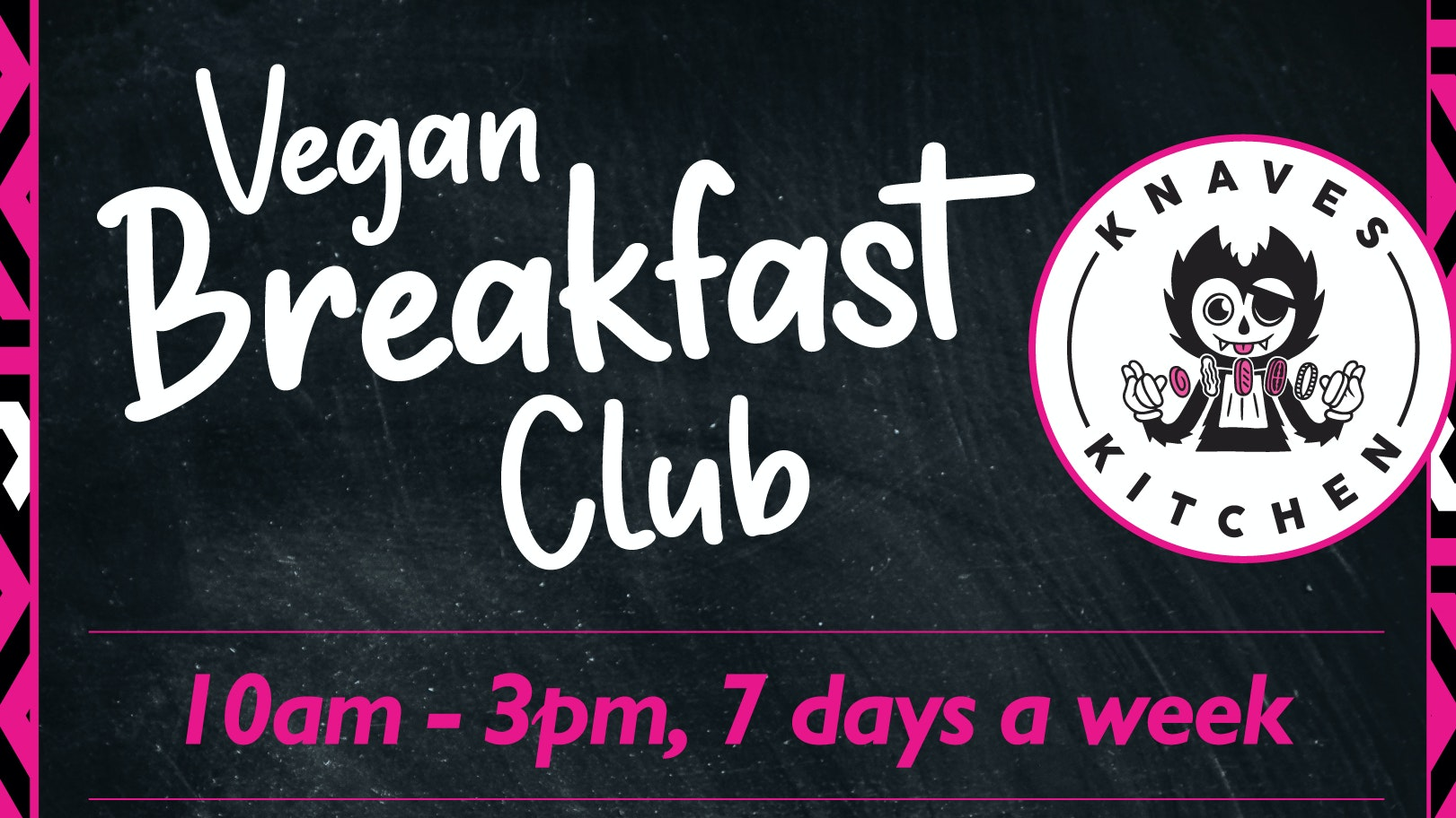 Vegan Breakfast Club with Knave's Kitchen