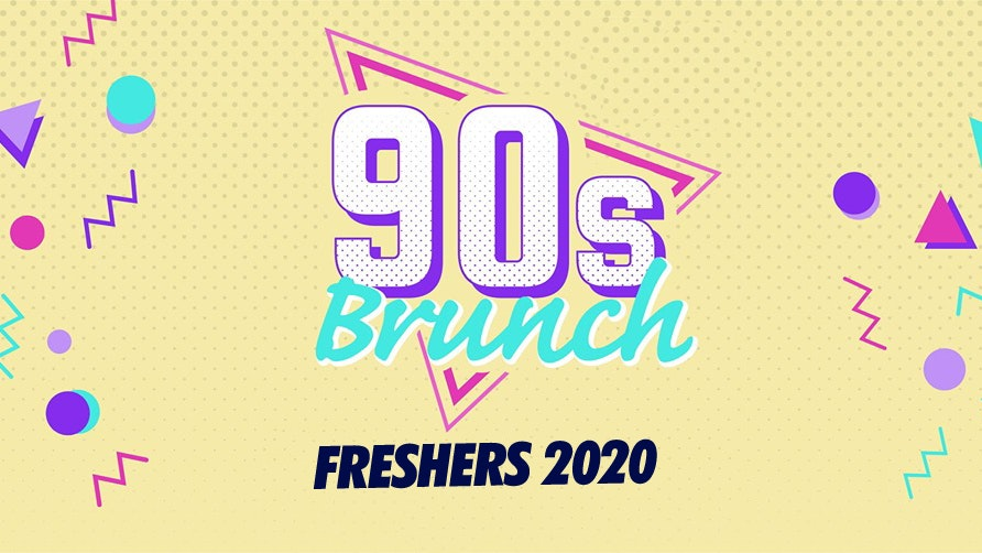 The Back To The 90's Bottomless Brunch  👑 London's Only Throwback Freshers  Session 📢