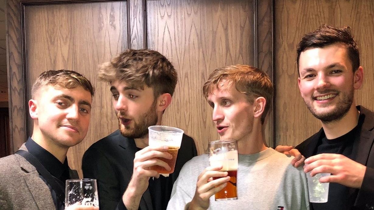 Modern Age Leeds w/ Melancholy Ray, Cheekbone + guests