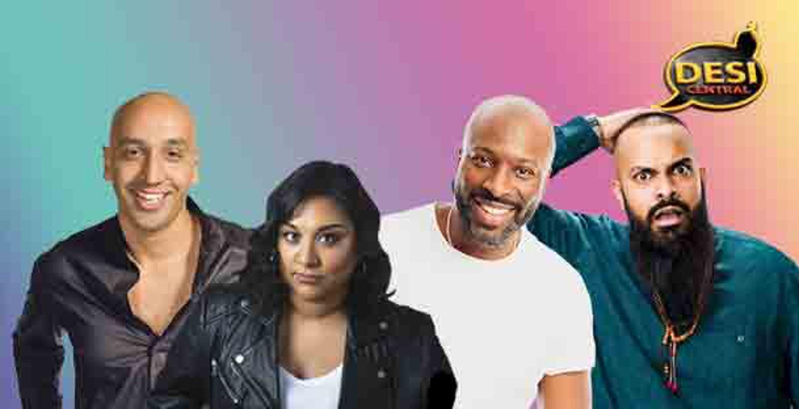 Desi Central Comedy Show – Coventry