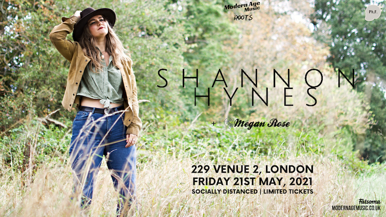 Shannon Hynes – London