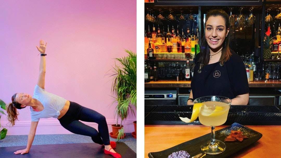 MYP Health & Well-being – Pilates & Cocktail Making via Zoom
