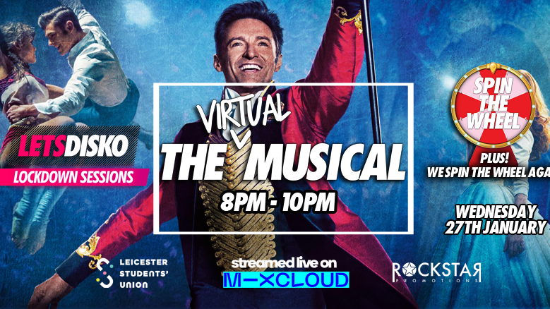 LetsDisko Lockdown Sessions – The Virtual Musical
