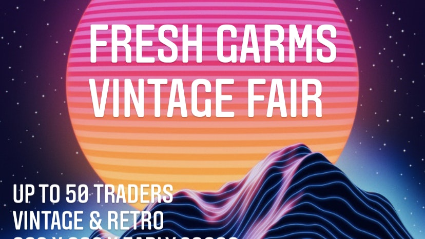 Fresh Garms Vintage Fair