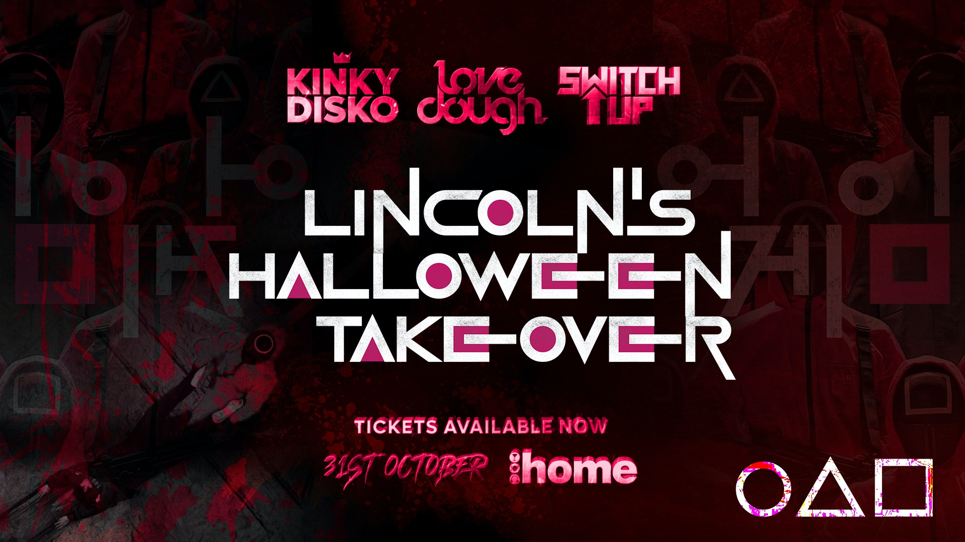 Lincoln's Halloween Takeover 2021