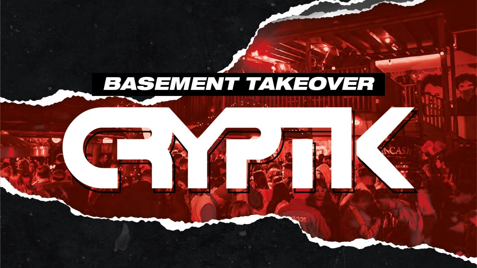 Editions – Cryptik Basement Takeover