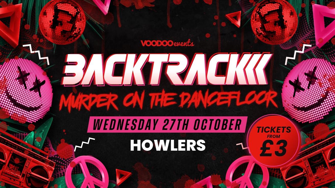Backtrack – Murder On The Dancefloor