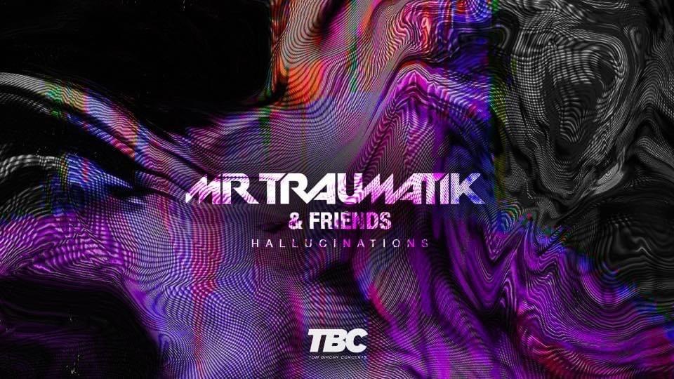 MrTraumatik + Friends – Club