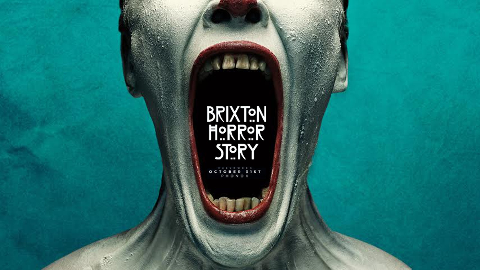 Brixton Horror Story 💀 – The Halloween Party 2021 | Phonox London