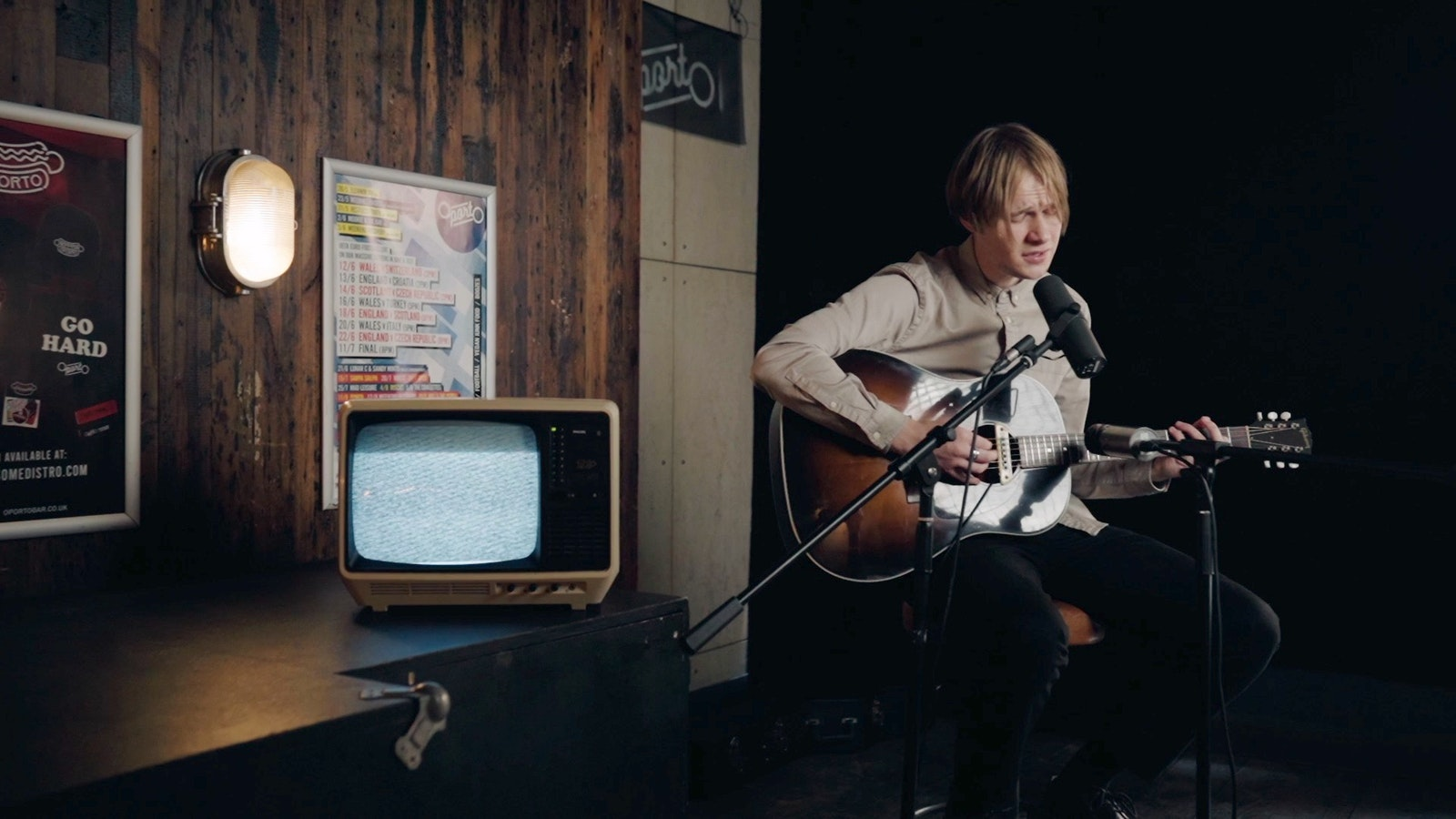 THE LOST HOURS session by Chalkpit Records on #OportoTV